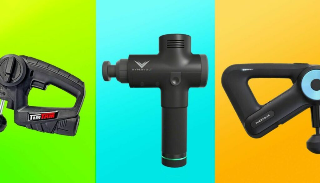 Theragun, Hypervolt, TimTam: The very best percussive massage weapon for 2020
